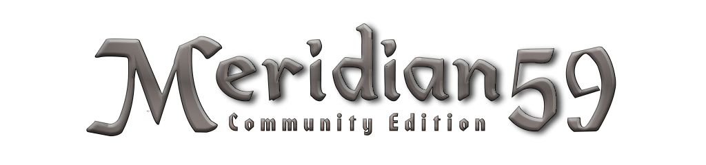 Open Meridian – Meridian 59 Community Edition